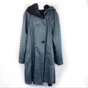 Mycra Pac Reversible Hooded Rain Jacket Donatella